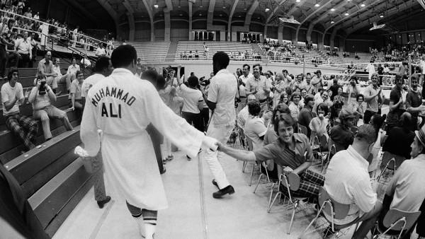 Peter Angelo Simon - [Muhammad Ali, sin título 8]