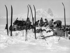 El sabotaje, nueva hipótesis sobre la trágica expedición de Robert Scott al Polo Sur