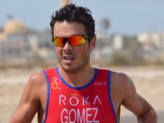 Javier Gómez Noya (Triatlón)