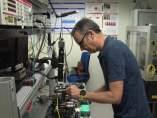 Investigadores diseñan un frontal integrado para smartphones