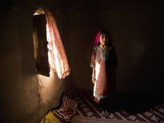 Malin Fezehai - Mohammad Ali Bharj village, Thatta region, Sindh province, Pakistan, 2016