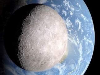 Alienación de la Luna y la Tierra