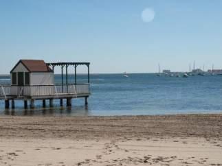 Playa de La Llana (San Pedro del Pinatar)