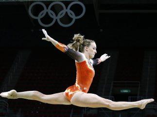 Un salto olímpico