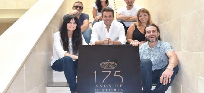 Presentación del concierto 'Estrellas de Fuengirola'