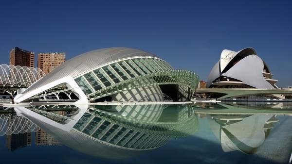 La venta de entradas de la Ciudad de las Artes y las Ciencias aumenta un 13%
