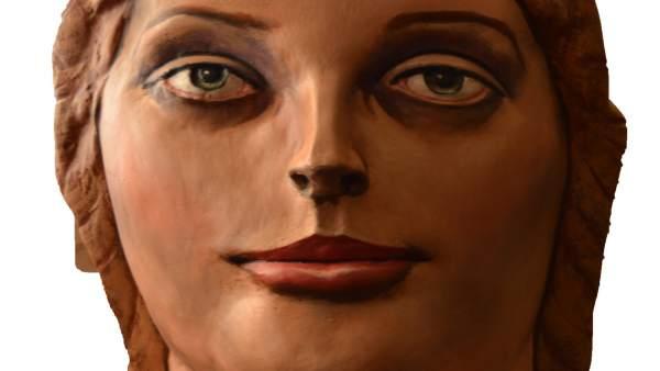 La cabeza de Malena