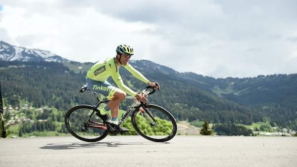Alberto Contador Critérium du Dauphiné