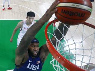 DeMarcus Cousins machaca a China