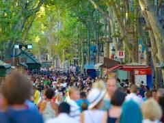 Las Ramblas, corazón turístico de Barcelona