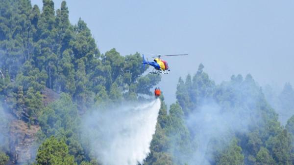 Incendio en La Palma