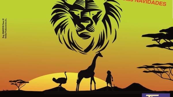 Cartel del espectáculo que acoge en octubre el Teatro Zorrilla.