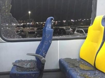 Autobús atacado en Río