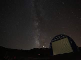 Observación de las Perseidas desde Sierra Nevada