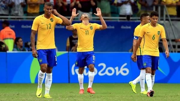Selección olímpica de Brasil en los Juegos de Río
