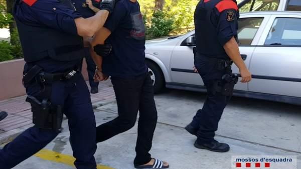 Detenido un distribuidor de cocaína y metanfetamina en Salou
