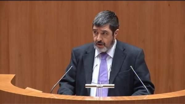 El Procurador De Ciudadanos En Las Cortes, Manuel Mitadiel