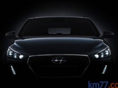 Aspecto exterior del próximo Hyundai i30.