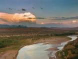 Stan Jorstad - Big Bend National Park, Texas, 1995