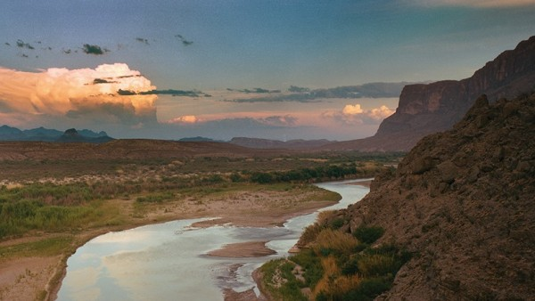 Stan Jorstad - Big Bend National Park, Texas, 1995