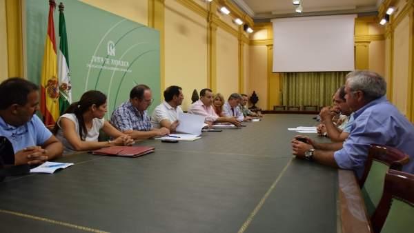 Reunión equipos gubernativos taurinos