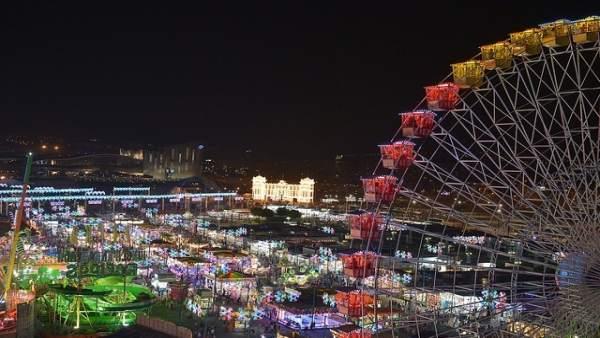 Feria de Málaga Endesa