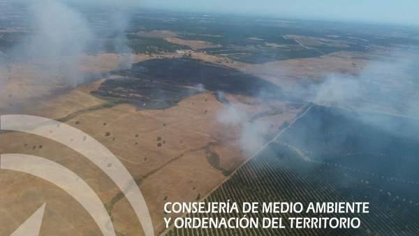 Incendio de Villablanca
