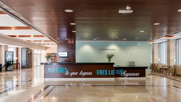 Ndp. El Hotel ILUNION Málaga, Certificado En Accesibilidad Universal