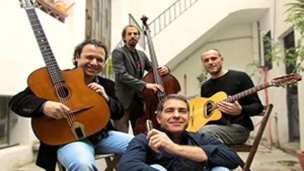 Concierto de 'Jazz manouche con Valentí Moya y Joan Pau Cumellas