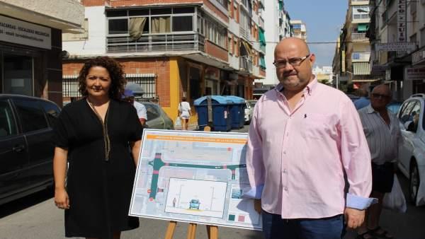 Las Obras De La Segunda Fase De Calle Princesa En Torre Del Mar Comenzarán El Pr