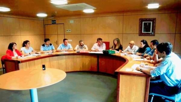 Pleno del Ayuntamiento de Noja