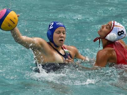 Waterpolo femenino en Río