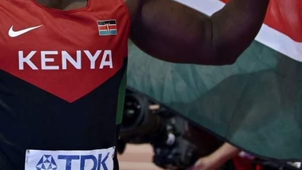 Atleta keniano