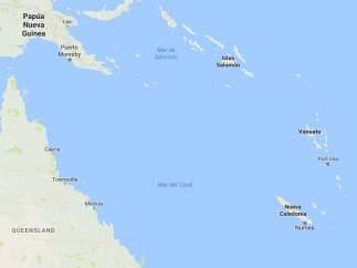 Alerta de tsunami en el Pacífico