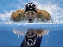 Michael Phelps, cuarta medalla de oro en Río 2016