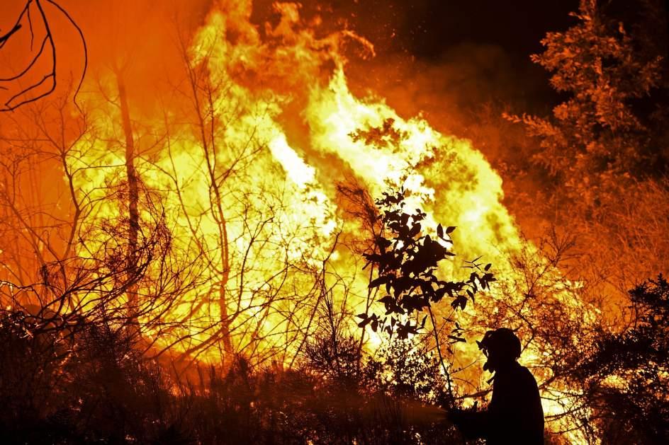 Resultado de imaxes para incendios en portugal