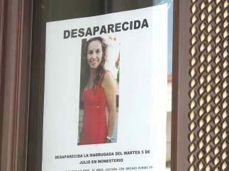 Monesterio sigue buscando a Manuela Chavero