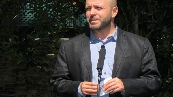 El magistrado del TSXG Luis Villares