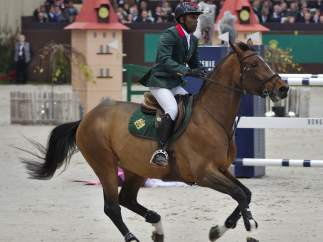 El caballo de Mohamed VI