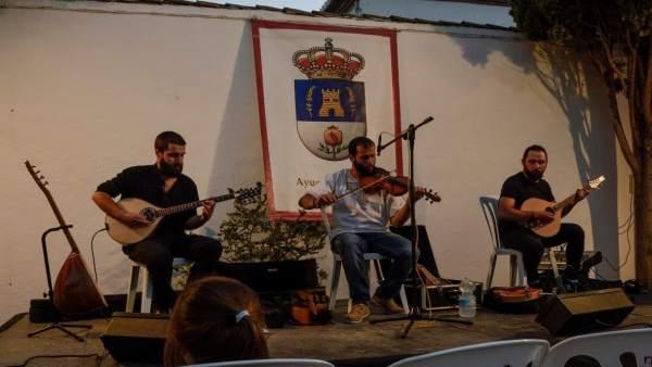 Las Gabias organiza el programa 'Veladas del Torreón'