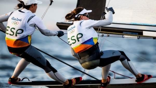 Echegoyen y Betanzos en los Juegos de Río