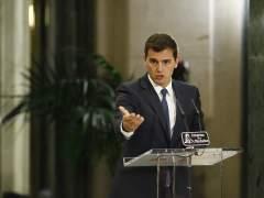 Rivera avisa que no habrá desbloqueo sin reformas institucionales