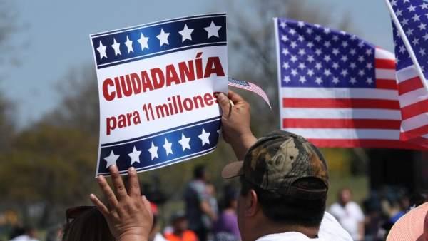 Dreamers: inmigrantes EE UU