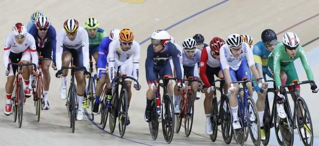 Mark Cavendish en Río