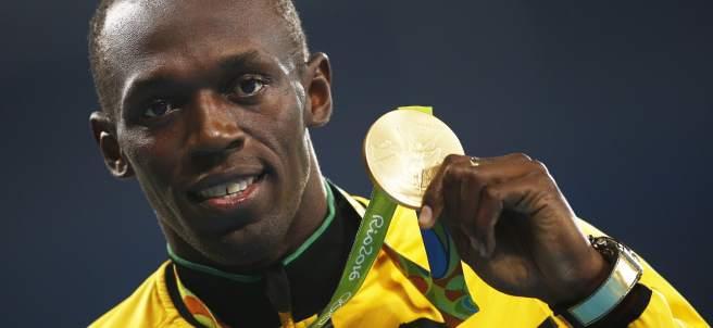 Usain Bolt Oro