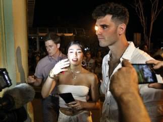 Lourdes María llega a Cuba con Madona para celebrar el cumpleaños de su madre.