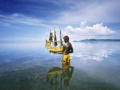 Conecta en fotos el exotismo con los problemas globales