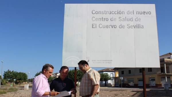 Visita a El Cuervo.