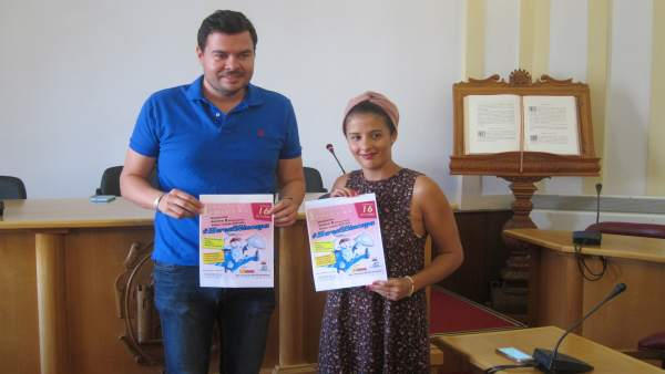 Presentación de la 'I Carrera Popular: Héroes sin capa'