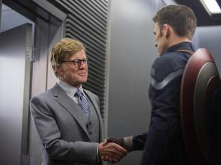 'Capitán América: El Soldado de Invierno ' (2014)